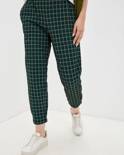 Зауженные брюки - зеленые Svesta