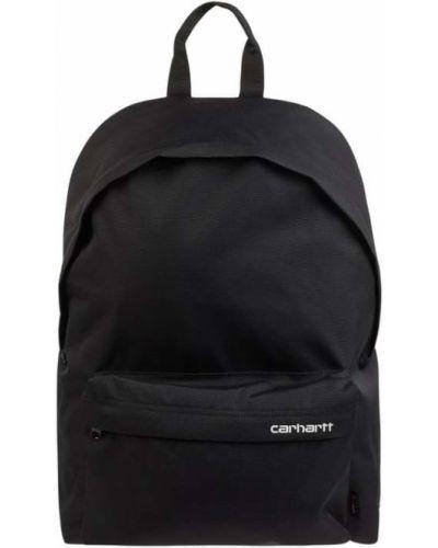 Czarny plecak na laptopa do pracy Carhartt Work In Progress