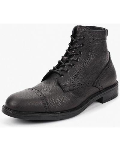Ботинки осенние кожаные демисезонный Gt Gualtiero