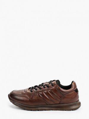 Низкие кроссовки - коричневые Just Couture