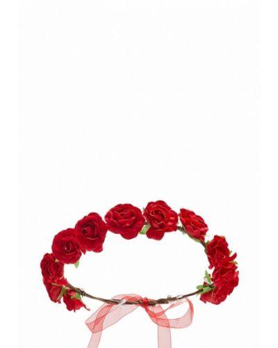 Красный ободок тонкий Nothing But Love