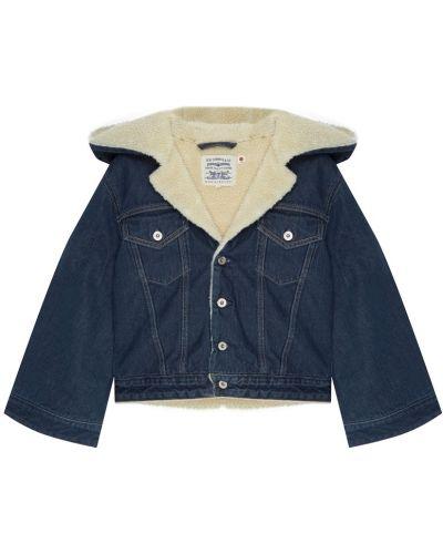Джинсовая куртка трапеция укороченная Levi's®