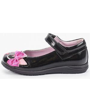Туфли лаковые черные Lovely Puppy