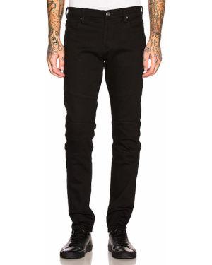 Czarne jeansy bawełniane Crysp Denim