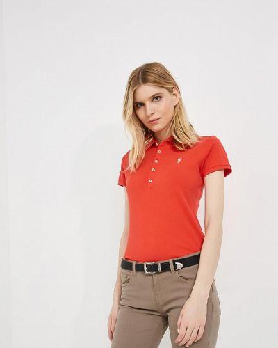 Красное поло Polo Ralph Lauren