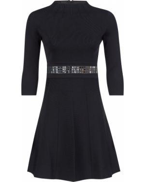 Платье с поясом Pinko