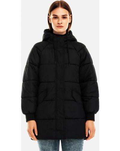 Куртка с капюшоном - черная Befree