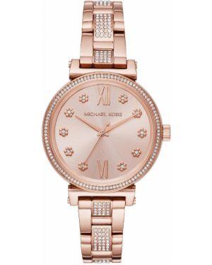 Zegarek różowy Michael Kors