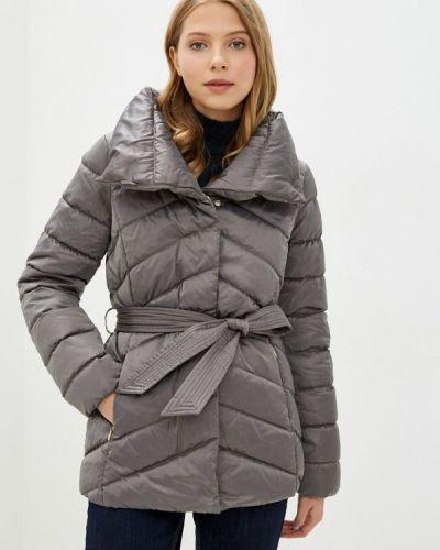 Серая куртка Geox