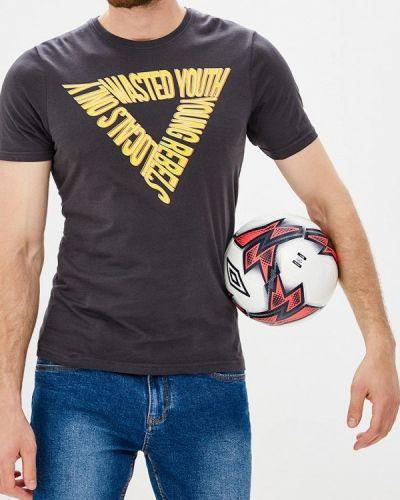 Серая футболка Only & Sons