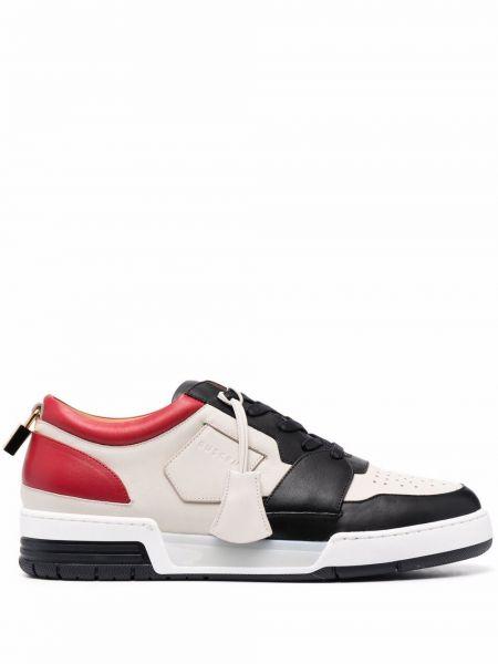 Sneakersy skorzane Buscemi