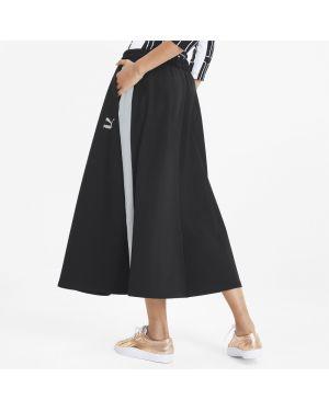 Платье с поясом с карманами классическое Puma