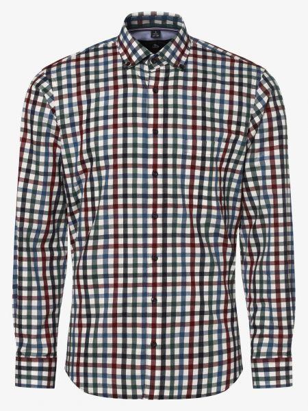 Beżowa koszula bawełniana Andrew James Sailing