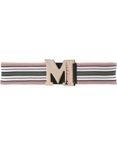 Ремень стрейч золотой M Missoni