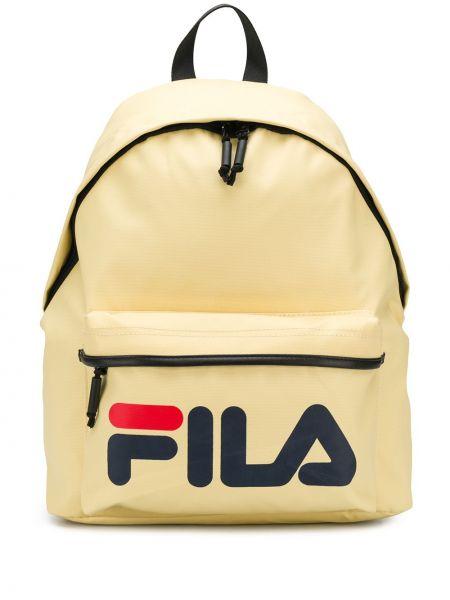 Рюкзак желтый Fila
