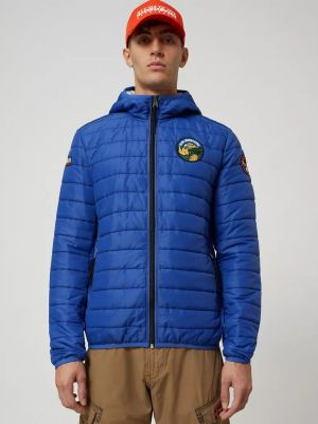 Повседневная куртка - синяя Napapijri