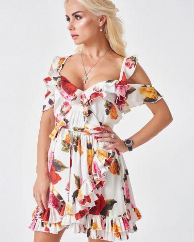 Повседневное платье Luxlook
