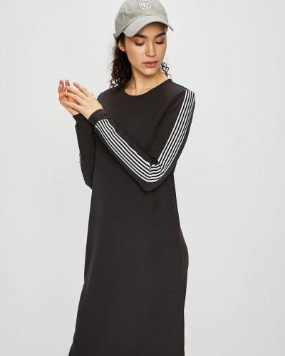 Платье мини с длинными рукавами прямое Noisy May