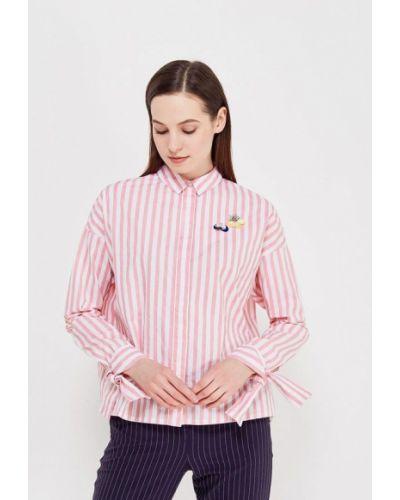 Розовая рубашка Befree