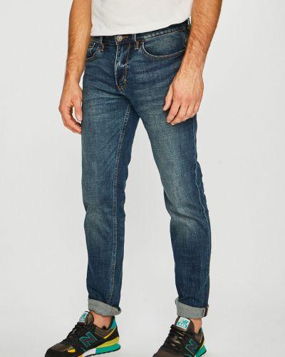 Прямые джинсы делаве на пуговицах S.oliver