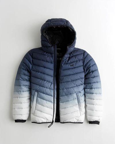Куртка на молнии Hollister
