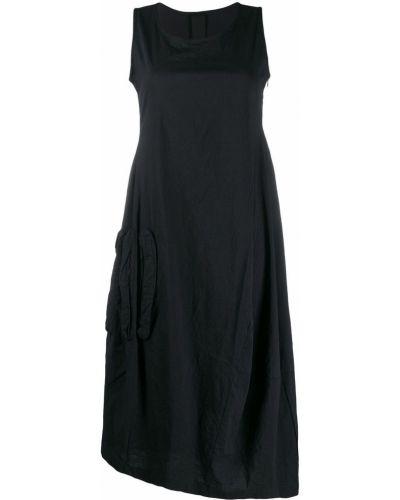 Темно-синее платье Rundholz Black Label