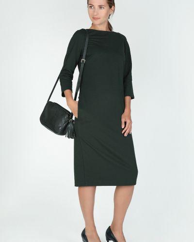 Платье миди футляр деловое Glam Casual