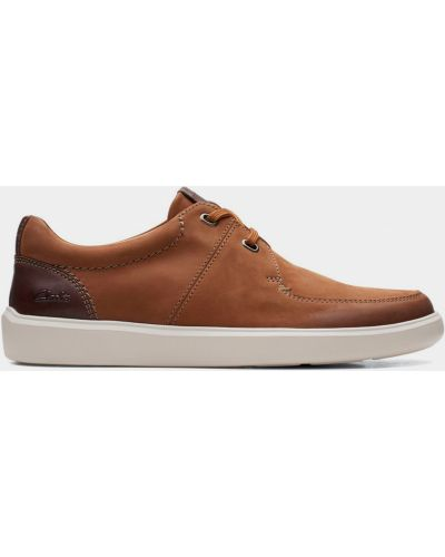 Туфли - коричневые Clarks