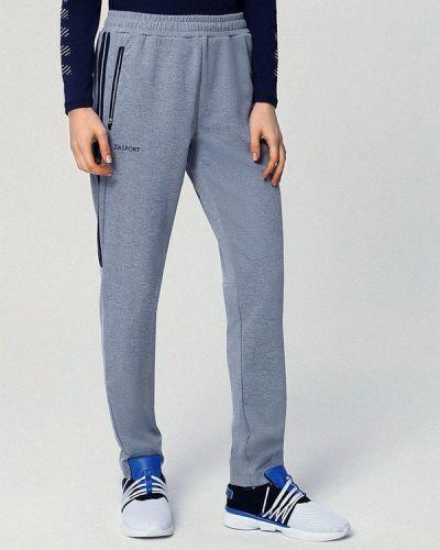 Серые спортивные брюки Zasport