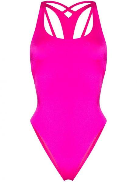 Пляжный купальник - розовый Agent Provocateur