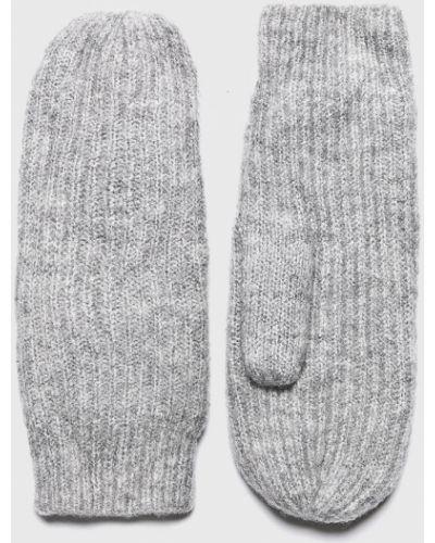 Перчатки текстильные шерстяные Only