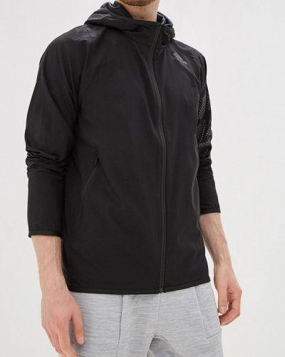 Ветровка черная Adidas
