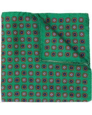 Платок зеленый деловой Eton