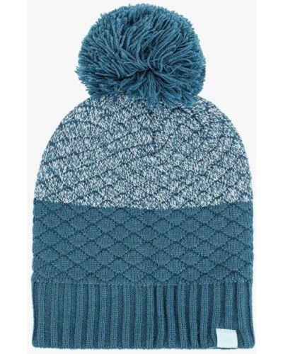 Голубая шапка осенняя Under Armour