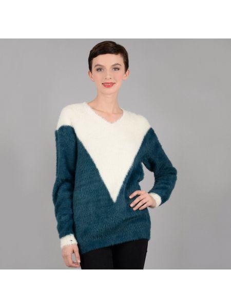 Пуловер с V-образным вырезом длинный Molly Bracken