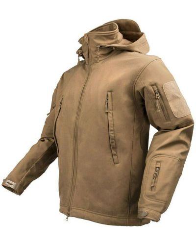 Куртка милитари - коричневая Maelstrom