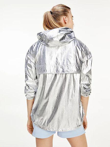 Серая куртка Tommy Hilfiger