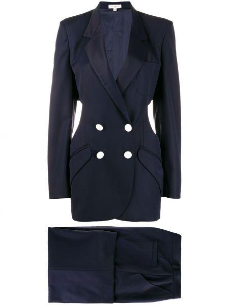 Spodni garnitur kostium z klapami Natasha Zinko