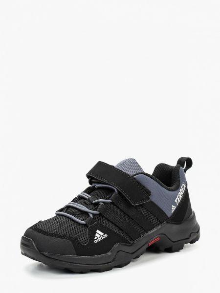 Черные кроссовки резиновые Adidas