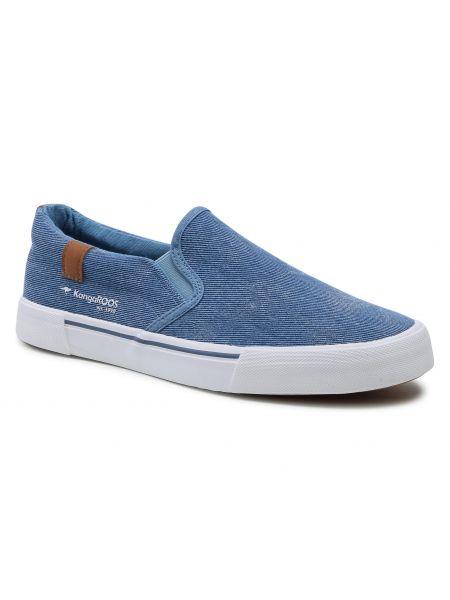 Klasyczne jeansy - niebieskie Kangaroos