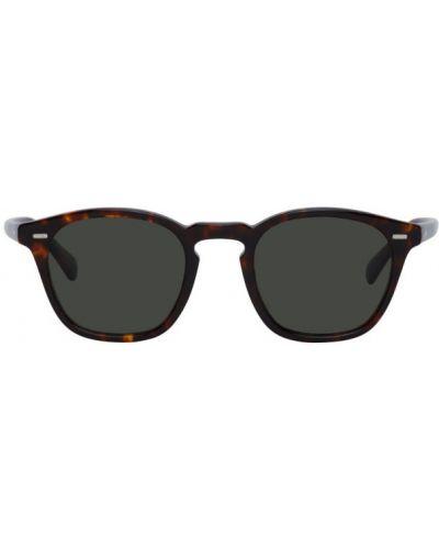 Okulary przeciwsłoneczne zielony Oliver Peoples