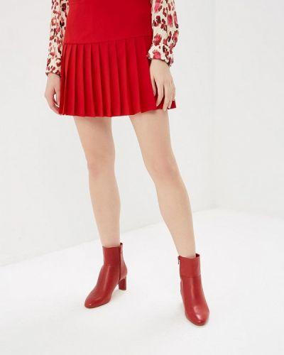 Плиссированная юбка весенняя итальянский Imperial