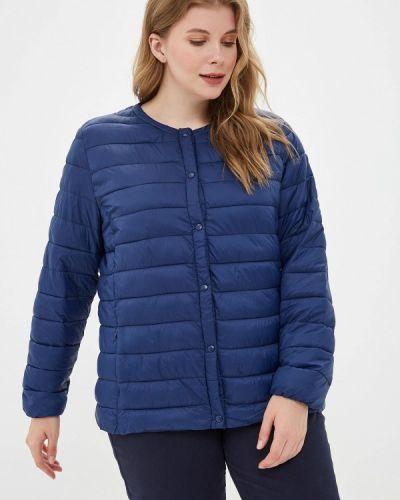 Утепленная куртка демисезонная весенняя Rosa Thea