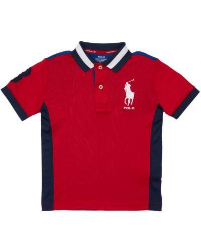 Koszula z haftem Ralph Lauren