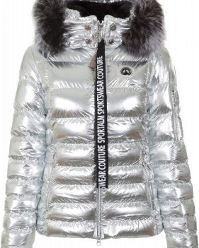 Куртка с капюшоном спортивная водонепроницаемая Sportalm
