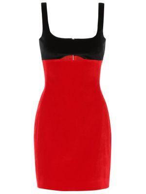 Платье мини David Koma