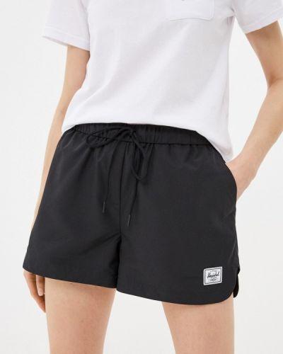Черные спортивные шорты Herschel Supply Co