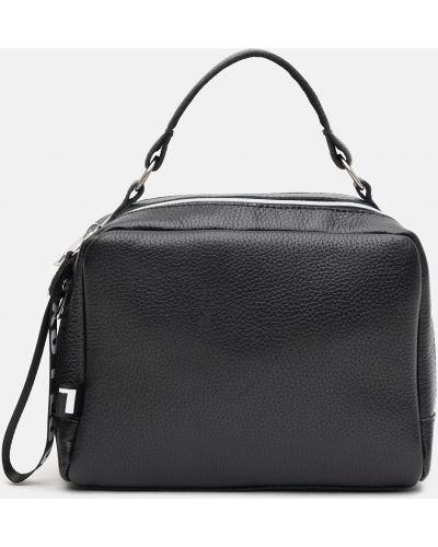 Кожаная сумка - черная Palmera