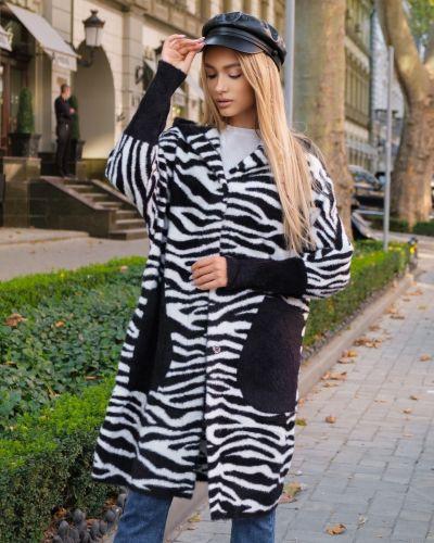 Пальто из альпаки - белое Rozetka
