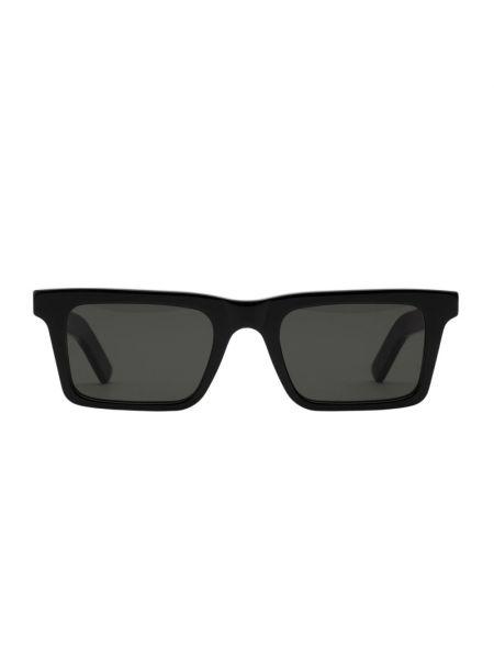 Czarne okulary Retrosuperfuture